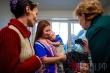 Эстафета добра: Союз торговых работников оказал помощь многодетной семье Матюк