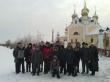 Добровольцы столицы провели для учащихся коррекционной школы обзорную экскурсию
