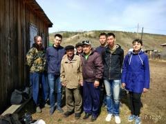 Добровольцы столицы оказали адресную помощь участнику Великой Отечественной войны Михаилу Попову