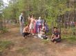 Село Табага приняло активное участие в туристическом слете среди команд округов и пригородов городского округа «город Якутск»