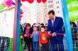 Народный бюджет: в районе Студгородка открылась детская площадка