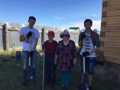 Молодежь города Якутска присоединяйся к Общественной организации «Город добра»!