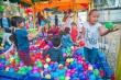 Год добра: в детском саду «Кораблик» открылась новая игровая площадка