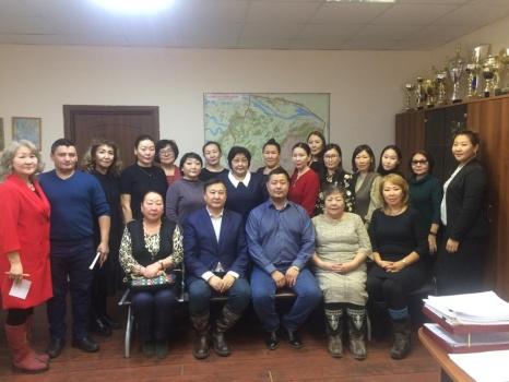 В Сайсарском округе обсудили планы ко Дню Победы
