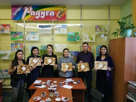 В Детском (подростковом) Центре г. Якутска прошел семинар «Креативные идеи в творчестве»