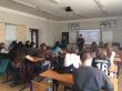 Добровольцы столицы провели школу-тренинг