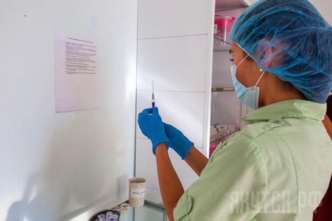 8, 9, 10 сентября в Якутске будет работать мобильный вакцинальный пункт