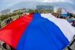 В Якутске отпраздновали День флага России