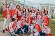 Молодежь отпраздновала День государственного флага