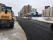 В Якутске идут завершающие работы по асфальтированию дорог
