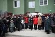 В Якутске вручили ключи от новых квартир переселенцам из аварийного жилья
