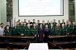 В Якутске торжественно проводили призывников