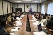 В Окружной администрации Якутска состоялось очередное заседание комиссии по противодействию коррупции