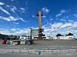 В Якутске проводится ремонт площади Победы и мемориального комплекса «Солдат Туймаады»