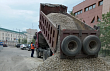 Ремонт дорог в Якутске продолжается по графику