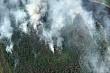 Задымление в Якутске связано с лесными пожарами в Усть-Алданском районе