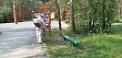 МУП «Жилкомсервис» провел очередную дезинфекцию городского парка