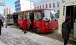 Итоги проверки маршрутных автобусов на соблюдение пассажирами масочного режима