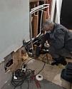 В Борисовке-1 ведутся работы по утеплению труб холодного водоснабжения в домах