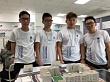 Успешное выступление команды Дворца детского творчества  в Дальневосточном конкурсе «Я – инженер»
