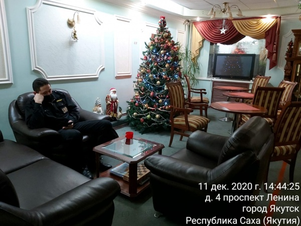 В Якутске проверили соблюдение санитарных требований в гостиницах