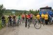 В рамках акции «Личный пример» воспитанники детского дома «Берегиня» совершили велопробег