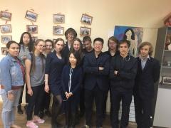 Активная молодежь вступила в ряды «Зеленых десантов»