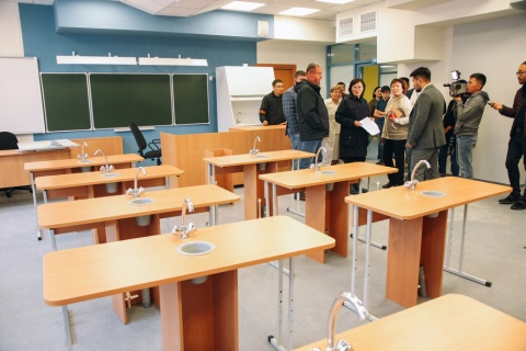 Сардана Авксентьева: «Новые образовательные организации должны быть лицензированы до 1 сентября»