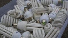 Памятка населению  о порядке утилизации ртутьсодержащих люминисцентных ламп