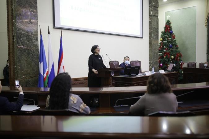 Глава Якутска наградила организаторов добровольческого движения