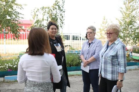 В Якутске проверяют реализацию проектов «Народного бюджета-2019»