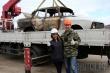 Лиза Газизова-Степанова с мужем Александром стали участниками экологической акции «Вызов-кузов!»