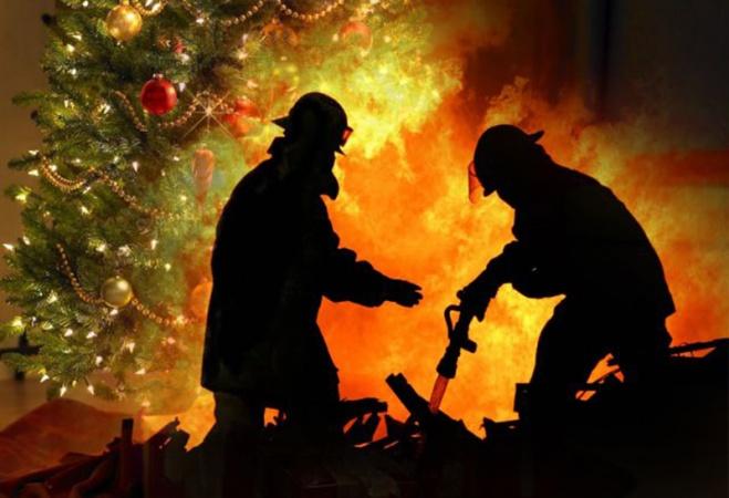 Соблюдайте правила пожарной безопасности в период новогодних праздников