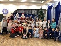 Новогодние праздники для учащихся МБОУ ДО «Детский (подростковый) Центр»