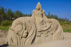 Положение о проведении фестиваля песчаных скульптур