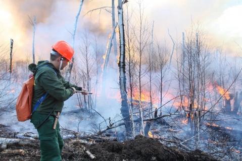 В Якутске введен режим «Повышенная готовность» к чрезвычайным ситуациям природного и техногенного характера