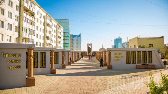 Мемориальный комплекс «Солдат Туймаады»