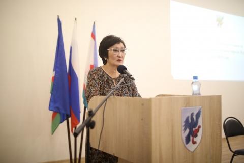 Онлайн-трансляция отчета Окружной администрации города Якутска за 2019 год перед населением в селе Хатассы