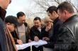 Объезд главы Якутска: Айсен Николаев проверил ремонтные работы улично-дорожной сети в столице