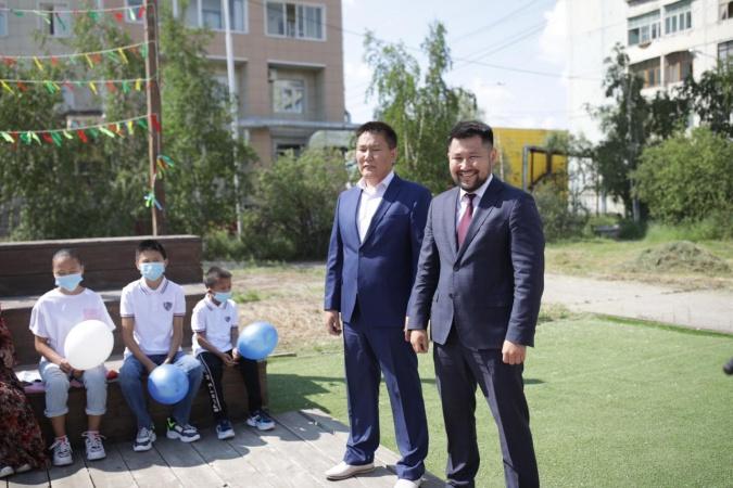 В Якутске чествовали лучшие семьи Строительного округа