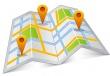Карта расположения земельных участков