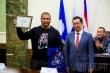 В городе Якутске наградили лучших спортсменов года