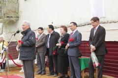 В Якутске состоялось открытие мемориальной доски Владиславу Павловичу Шамшину