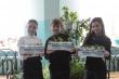 Год добра: учащиеся СОШ №10 поддержали акцию «Цветы добра»