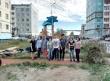 Добровольцы столицы провели акцию «Личный пример»