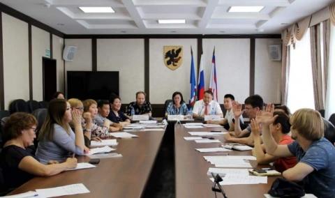 Утверждены новые члены Общественной палаты от общественности города Якутска