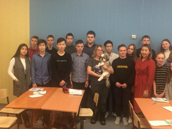 В Якутске проходит акция «Человек собаке друг»