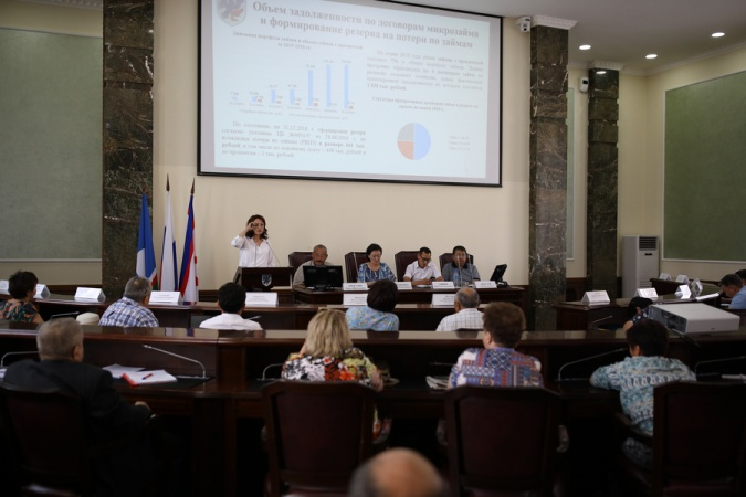 Координационный совет по развитию агропромышленного комплекса Якутска встретился с сельхозтоваропроизводителями