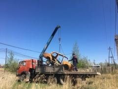 Год добра: В Якутске продолжается третий сезон экологической акции «Вызов-кузов!»