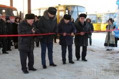 В Якутске открылась третья газозаправочная станция